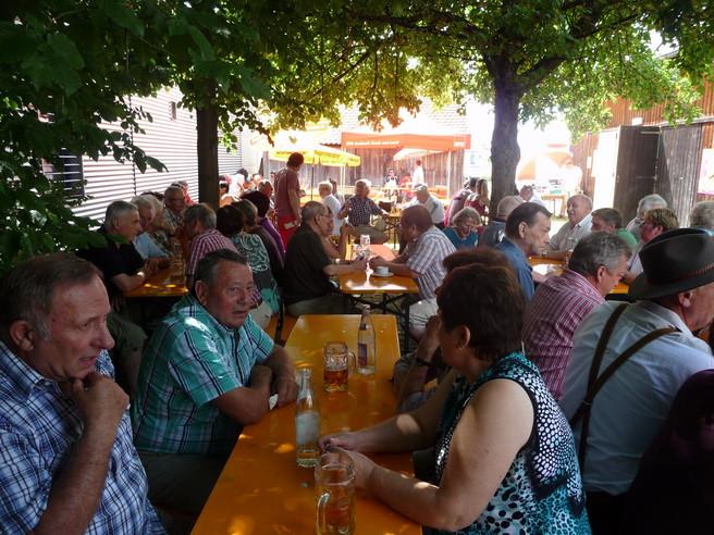 SPD Sommerfest am 28.07.2013-Bild3